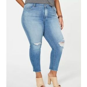 NEW Jessica Simpson Ripped Skinny Jeans